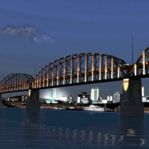 Dennis McGrath Design – Lighting the MacArthur Bridge Concept